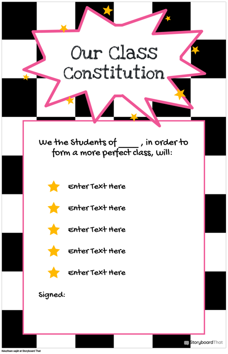 Osztály Alkotmány 4
