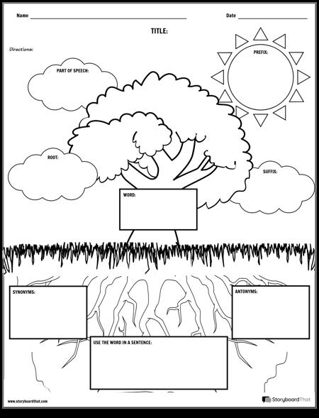 Szókincs - Szórakoztató Természet Téma