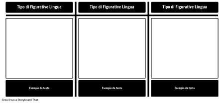 3 Figurativo Lingua Ex Template