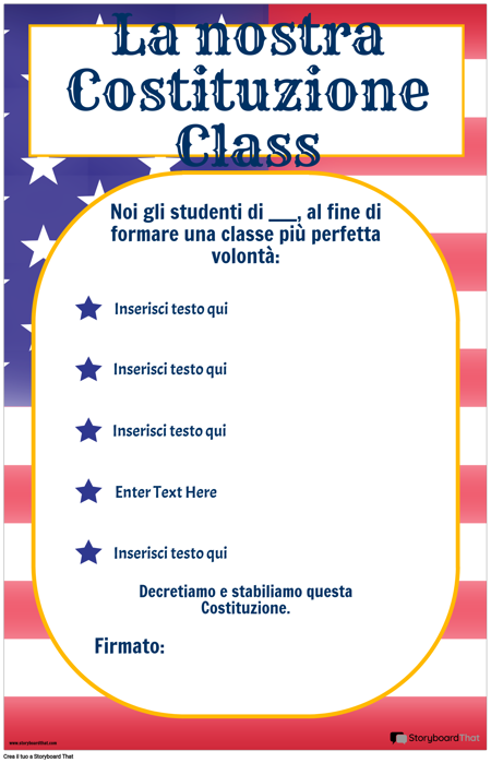 Costituzione di Classe 2
