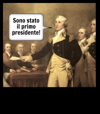 George Washington Esempio