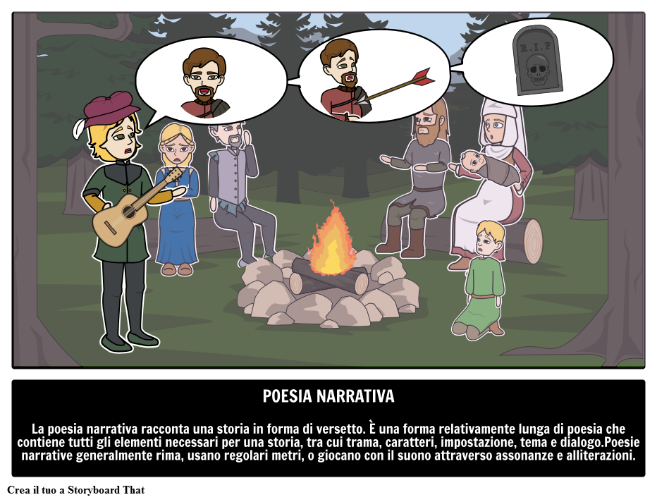 Poesia Narrativa