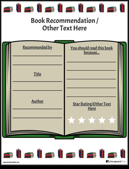 Prenota Raccomandazione 3