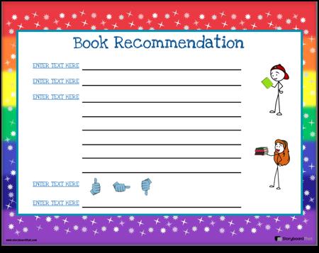 Prenota Raccomandazione 5