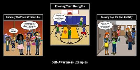 SEL: Self Awareness