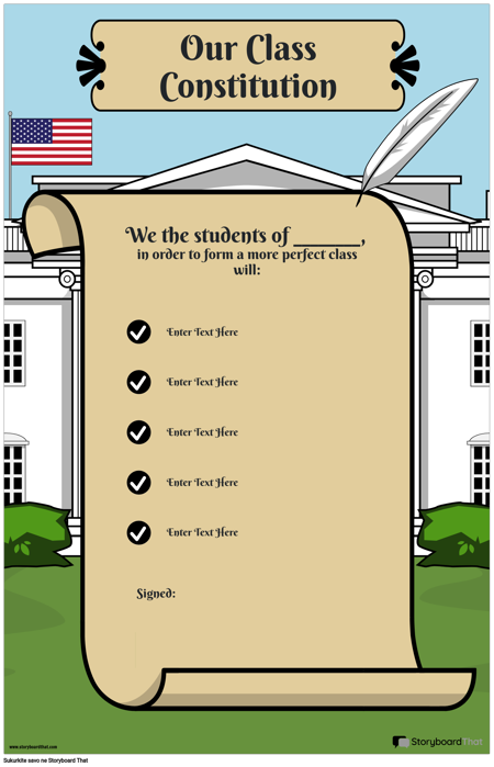 1 Klasės Konstitucija