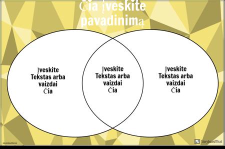 Venno 2 Diagramų Ratai