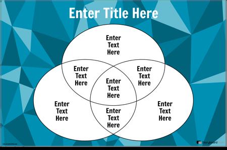 Venno Diagrama 3 Apskritimai
