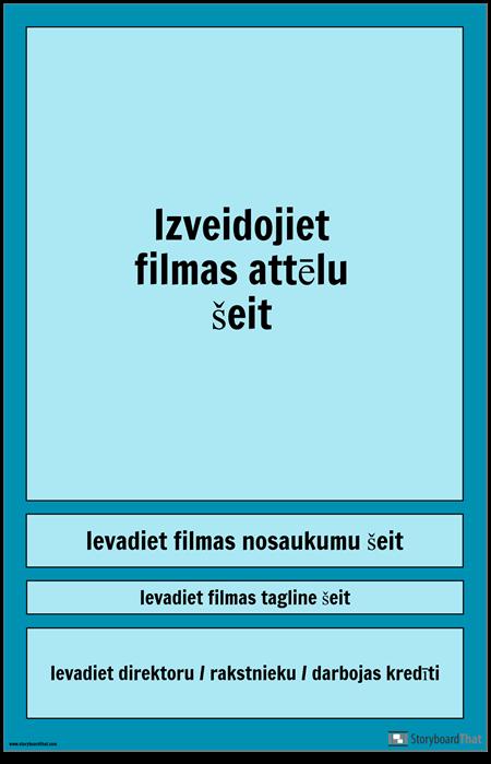 Movie Poster 1