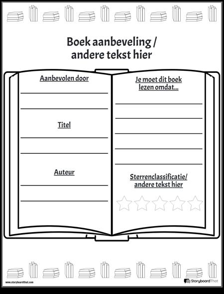 Boek Aanbeveling 4