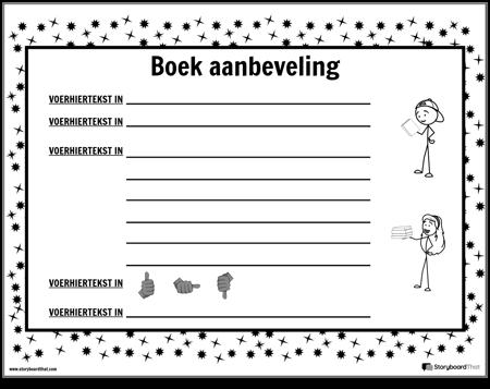 Boek Aanbeveling 6