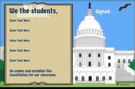 Klasse Grondwet 7