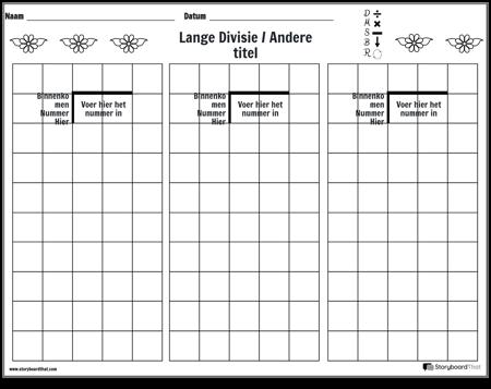 Lange Divisie 8