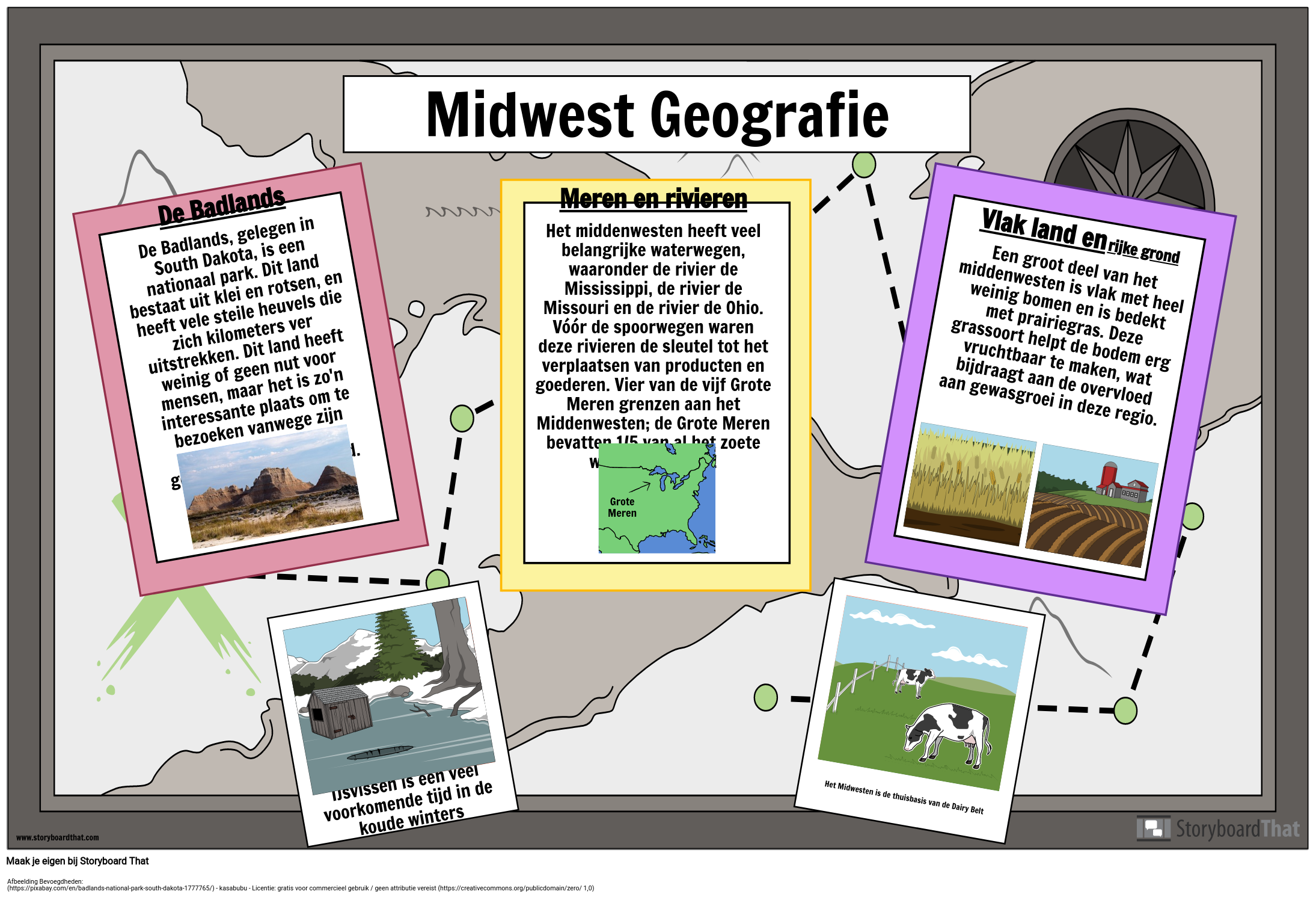 Midwest Geografie