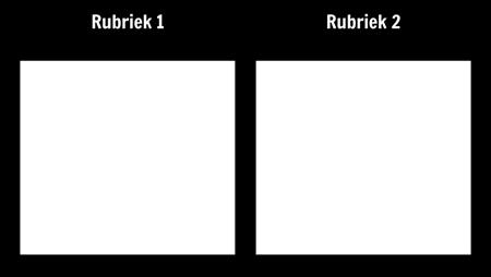 T-grafieken - Blank
