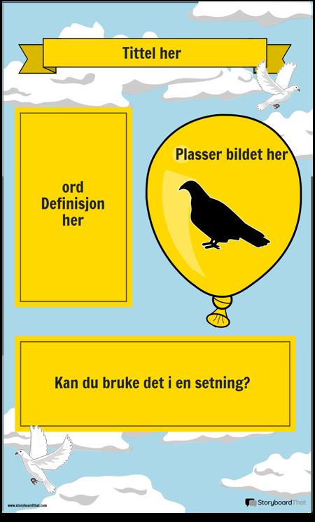 Definisjon Plakat 5