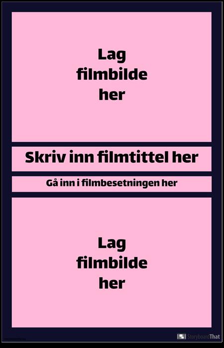 Filmplakat 2
