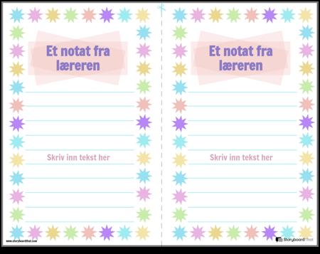 Foreldrelærerens Notater 4