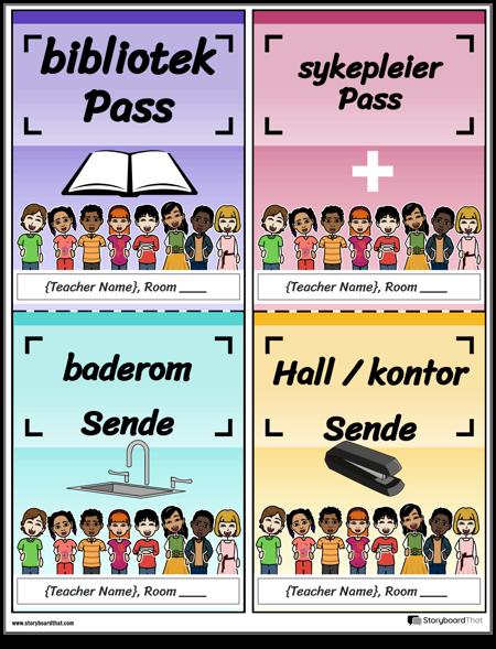 Hall Passerer 3