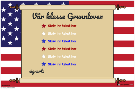 Klassekonstitusjon 5