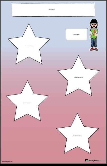 Star Travel Plakat
