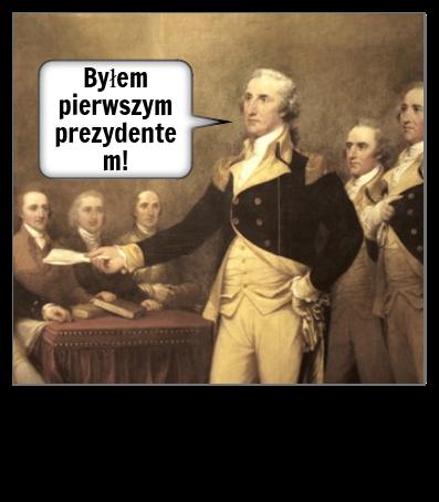 George Washington Przykład