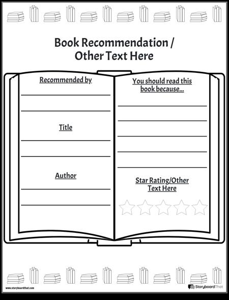 Rekomendacja Książki 4