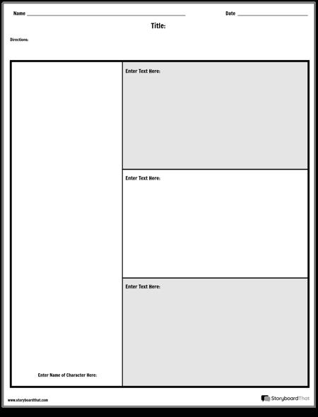 Tabela Postaci - 3 Pytania
