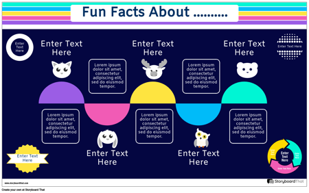 Fun Facts Infographic 2