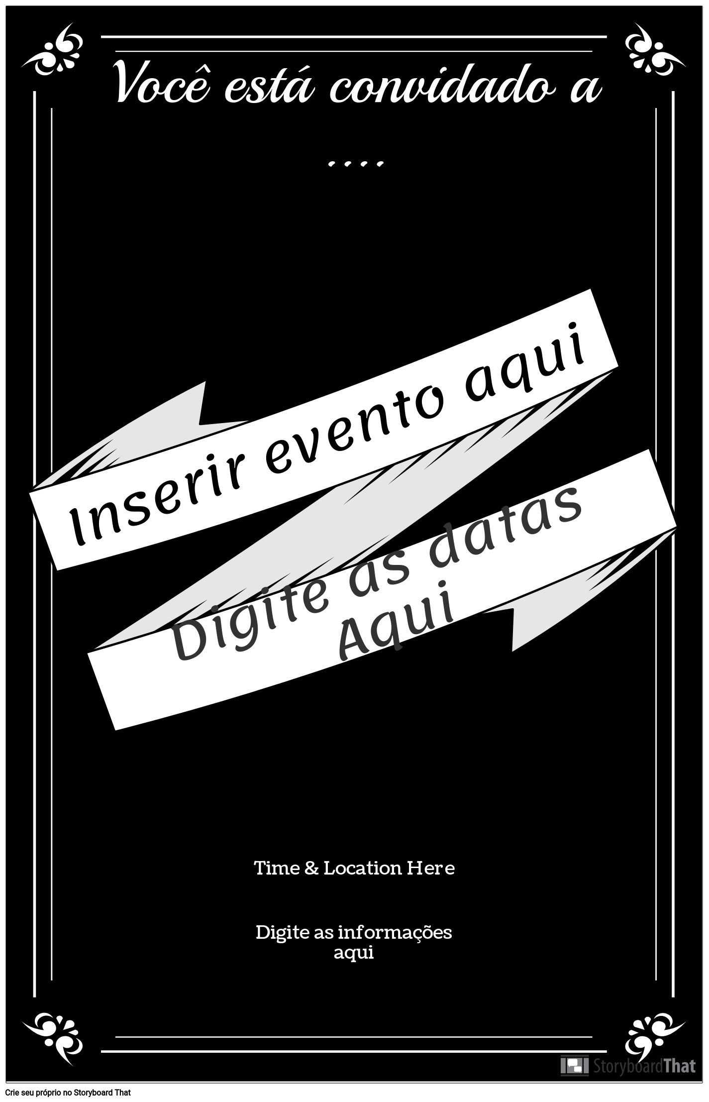 Cartaz do Evento 2
