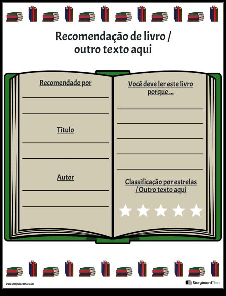Recomendação de Livro 3