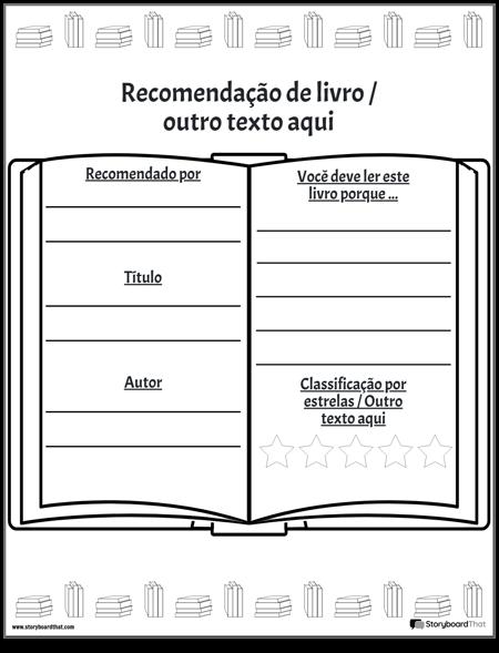 Recomendação de Livro 4