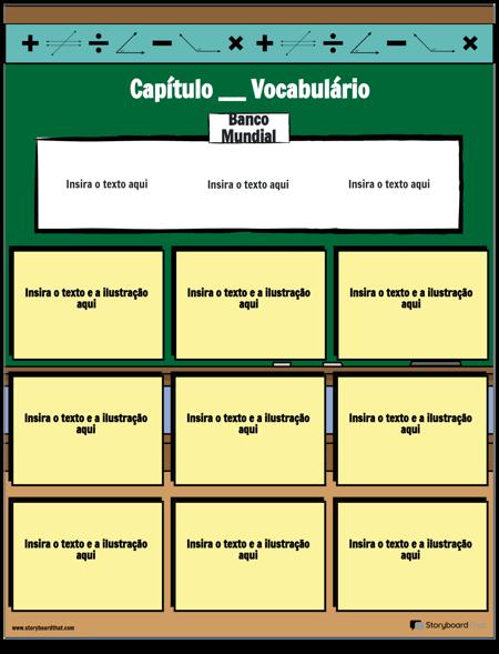 Vocabulário matemático 7