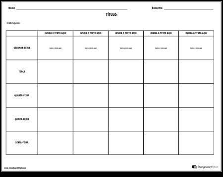 Week Grid