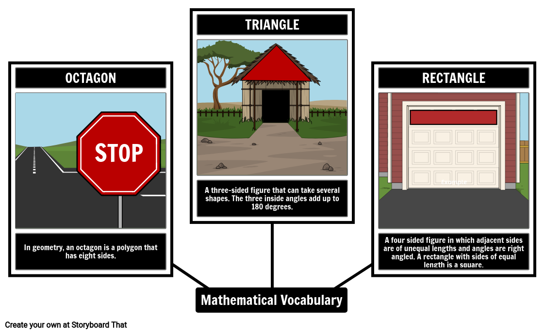 Visual Vocabulary - Math