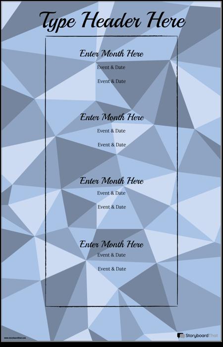 Șablon de Evenimente Multiple