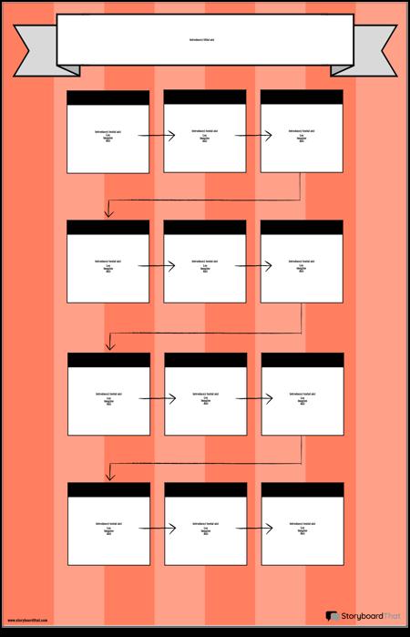 Afiș Diagramă de Flux
