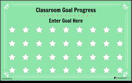 Afiș Pentru Afișarea Obiectivelor Clasei