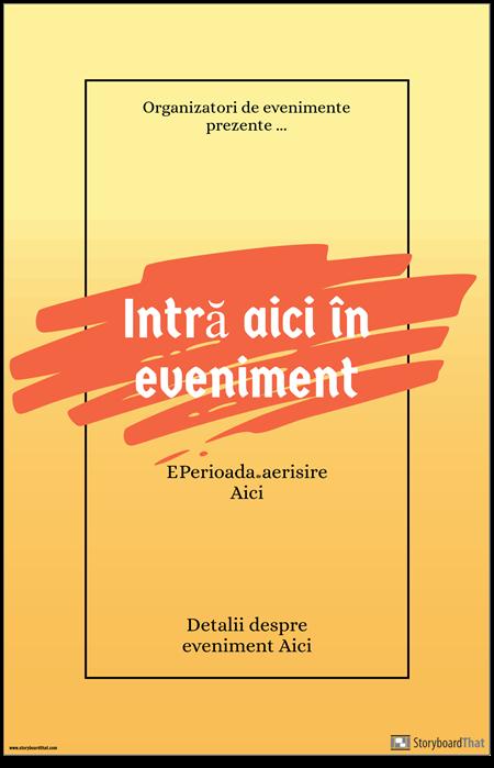 Afisul Evenimentului 1