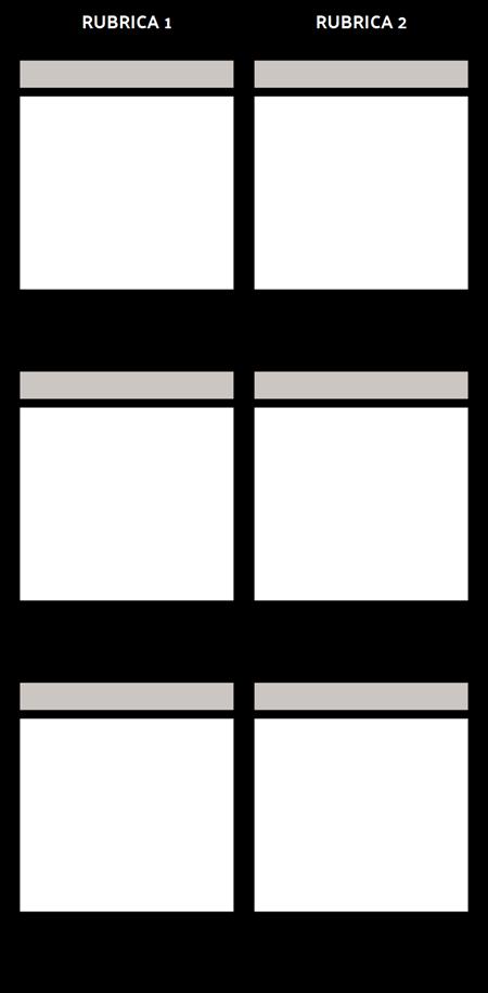 Blank Comparație T-Chart