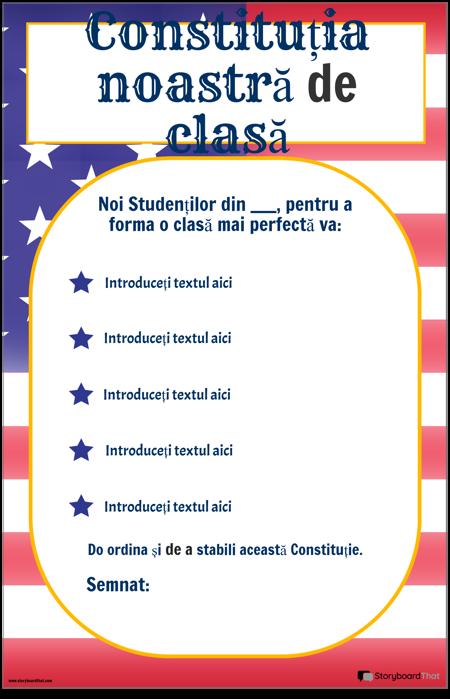 Constituția Clasei 2