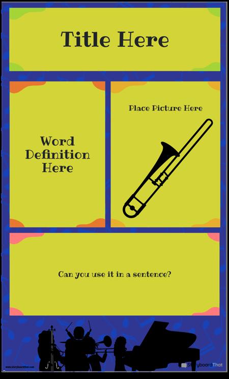 Definiție Poster 2
