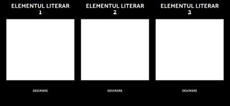 Element Literar Scavenger Hunt