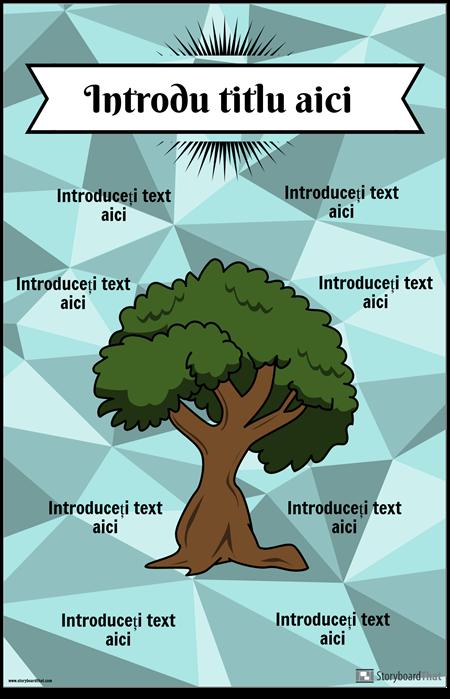 Grafic de Ancorare a Copacului