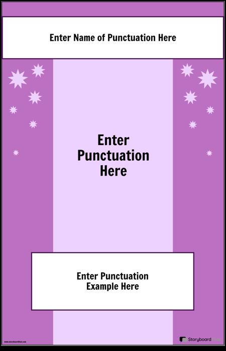 Poster de Punctuație 2