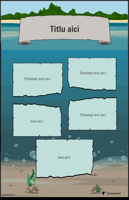 Sub apă Poster 1