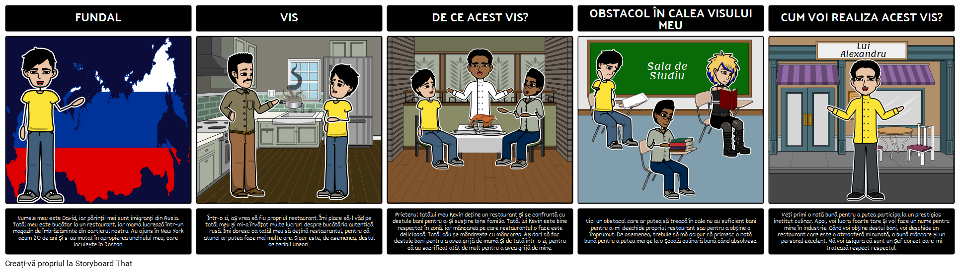 Un Raisin in the Sun - Conectarea Visurilor Tale