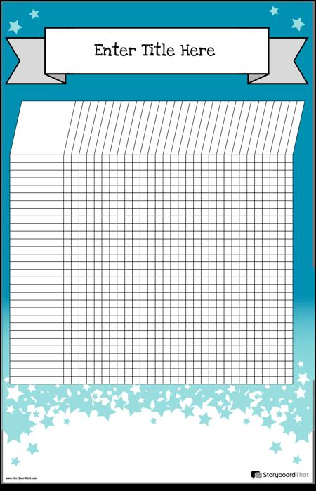 Плакат с Диаграммой для Студентов