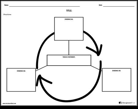 Круговая Диаграмма Карты Паука