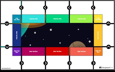 Цикл Игры Плакат